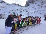 fase provinciale di sci alpino