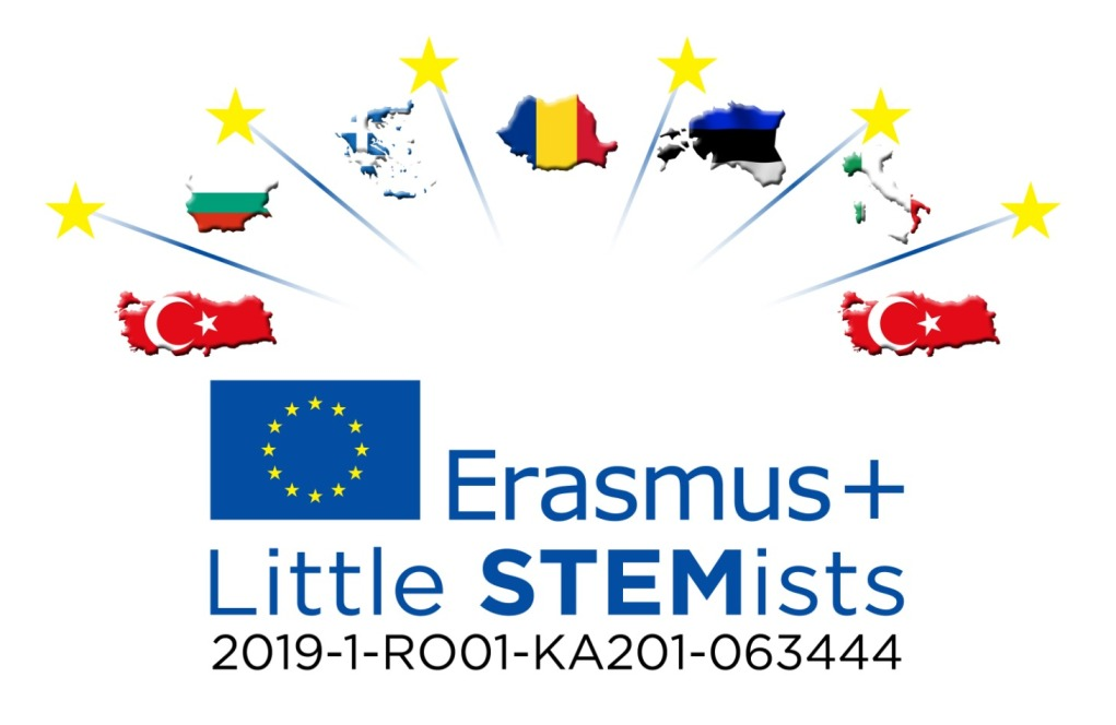 logo ufficiale del progetto little stemists