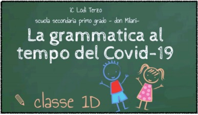 indagine grammaticale